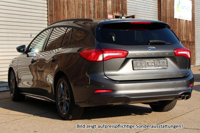 """Ford Focus Turnier ST-Line Business :SOFORT+ NAVI+ LED+ WinterPak+ DesignPak+ 18"""""""