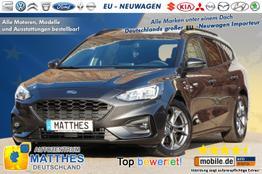 Ford Focus Turnier [Aktion!] - AZM Titanium Edt.:NAVI   Klimaaut. Parkpilot