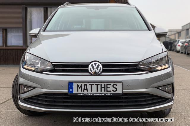 Volkswagen Golf Sportsvan AZM Highline Edt.: Handy-Navigation+ PDC v/h+ Klima+ LED