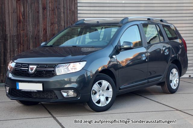 Lagerfahrzeug Dacia Logan MCV - Stepway :SOFORT  NAVI  Kamera  Winter Paket  Parkhilfe  Tempomat