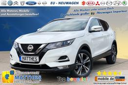 Nissan Qashqai (AKTION!) - Visia :Klima  Radio  Tempomat
