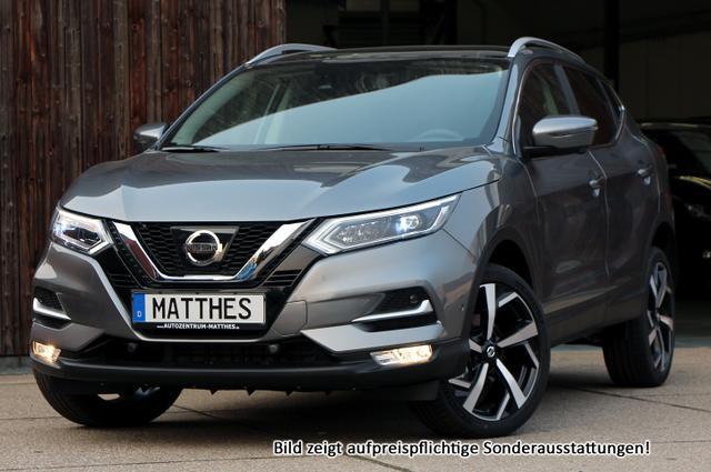 Nissan Qashqai - Tekna :Panorama+ LED+ Leder+ 19