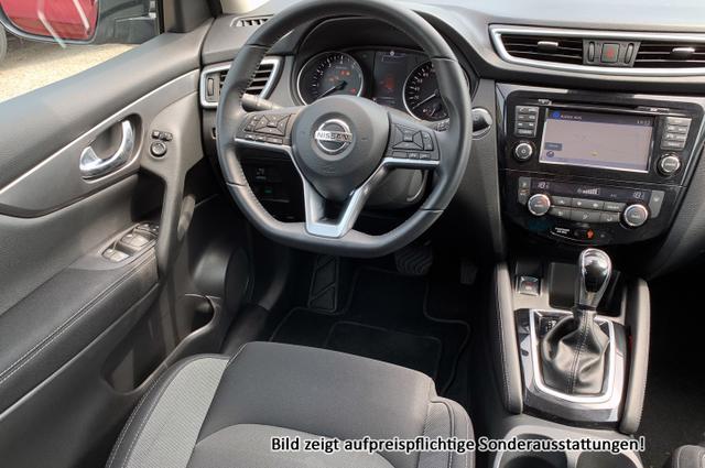 Nissan Qashqai Tekna+ :SOFORT+ Leder+ BOSE+ SafetyShield+ Pano