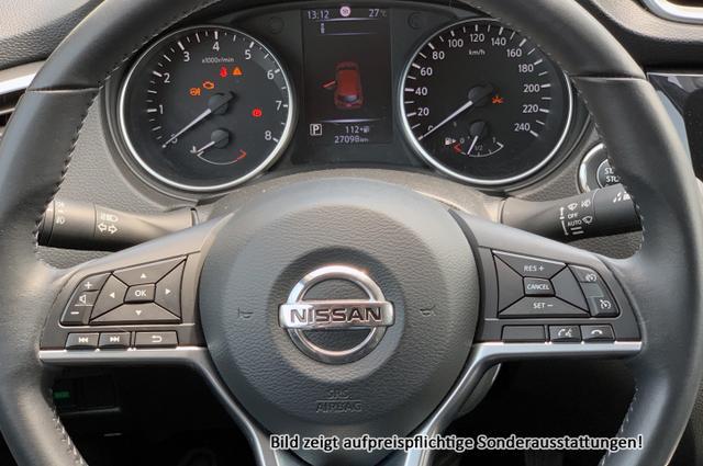 Nissan Qashqai Tekna+ :Leder+ BOSE+ SafetyShield+ Pano