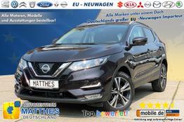 Nissan Qashqai (AKTION!)      Acenta Connect:SOFORT/ nur diese Woche / begrenzte Stückzahl