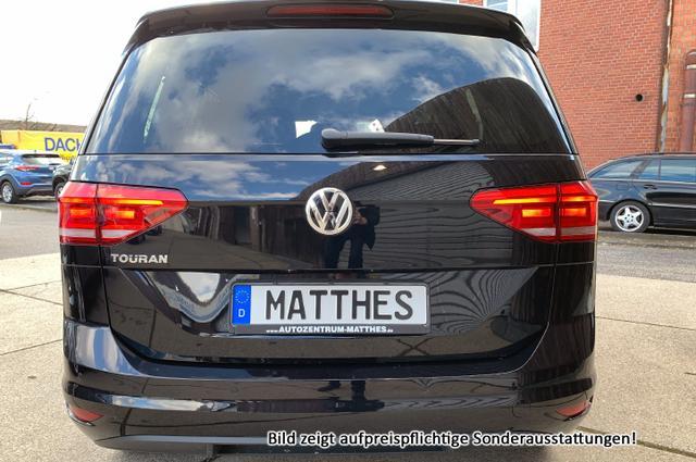 Volkswagen Touran Comfortline: 7Sitzer+ WinterPak+ LED+ Parkhilfe+ Klimaauto