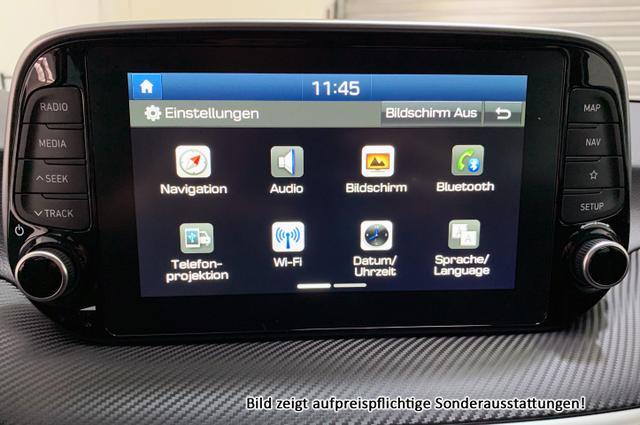 """Hyundai Tucson :SOFORT+ Handy-NAVIGATION*+ Parkhilfe+ Kamera+ Klima+ 16""""+ Tem"""