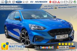 Ford Focus Limo 5D [Aktion!] - ST-Line Business :NAVI   WinterPak  Parkhilfe  Klimaauto.