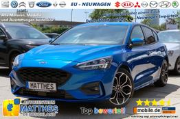 "Ford Focus Limo 5D [Aktion!] - ST-Line : NAVIGATIONSFUNKTION   17""ALU"