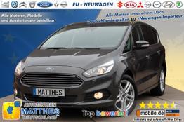 "Ford S-Max (Aktion!) - ST-Line :NAVI  ParkAsst.  18"" Alu  Winter  Keyl"