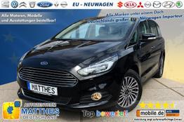 """Ford S-Max (Aktion!) - ST-Line :Handy-NAVIGATION    ParkAsst.  18"""" Alu"""