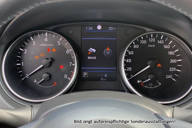 Nissan Qashqai * Tekna+ :Pano+ Leder+ LED+ BOSE+ NAVI+ Winterpaket