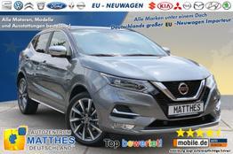 Nissan Qashqai        Tekna  :Vorbestellt/ nur diese Woche/ begrenzte Stückzahl