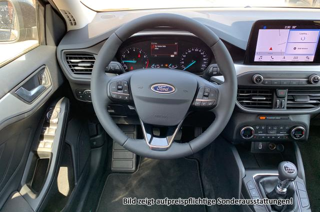 Ford Focus Turnier AZM. Titanium Edt.:SOFORT+ LED+ NAVI+ PDC+ WinterPak+ Klimaauto.