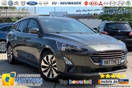 Ford Focus Turnier [Aktion!] - Titanium :LED  NAVI  Klimaauto  Kamera  KeyFree  Parkhilfe