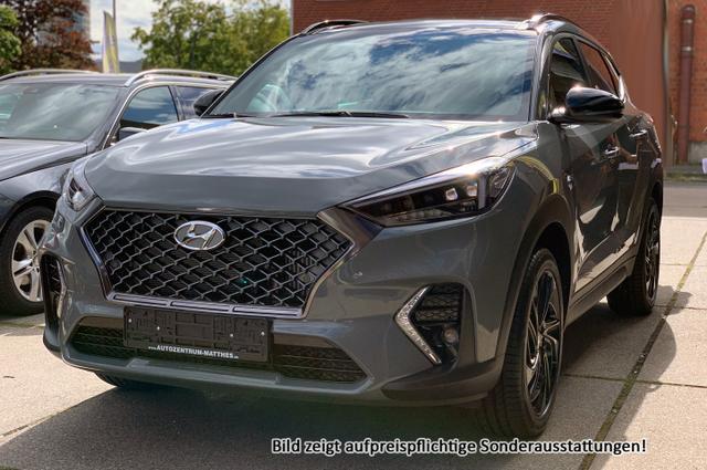 Hyundai Tucson - N-Line :Pano+ Full LED+ 19