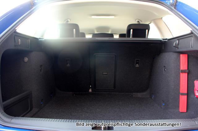 Skoda Octavia Combi Active :verschiedene Ausstattungen