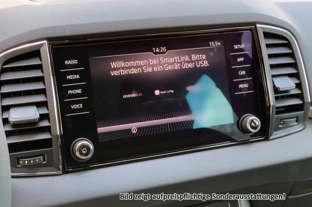 Skoda Karoq Style :Handy-NAVIGATION*+ WInterPak+ Parkhilfe+ Kamera