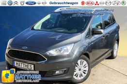 Ford Grand C-Max - Cool & Connect :SOFORT  CAM  AutoPark  WinterPak  7Sitz  SichtPa