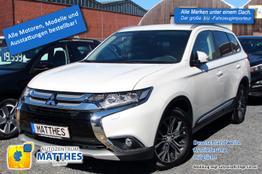 "Mitsubishi Outlander PHEV (MY2020) - Basis:  Handy-Navigation  KlimaAut  16""Alu  PDC  KAM"