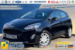 Ford Fiesta 5D - Cool & Sound :Handy-NAVIGATION   Parkhilfe  Klima  NSW