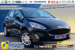 Ford Fiesta 5D - Cool & Connect :Handy-NAVIGATION   Parkhilfe  Klima  NSW