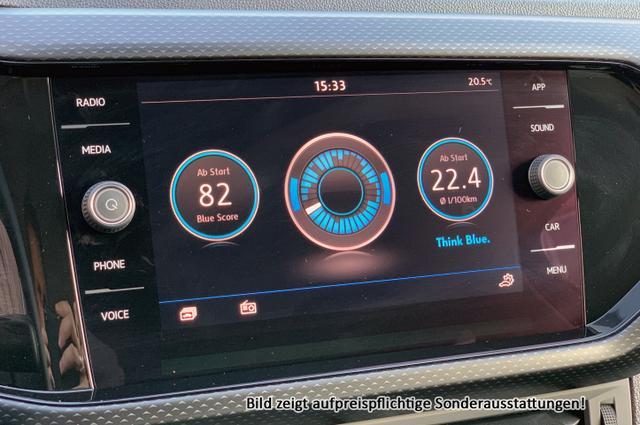 "Volkswagen T-Cross Life :SOFORT+ Handy-NAVIGATION*+ WinterPak+ PDC v/h+ Klima+ 16"""