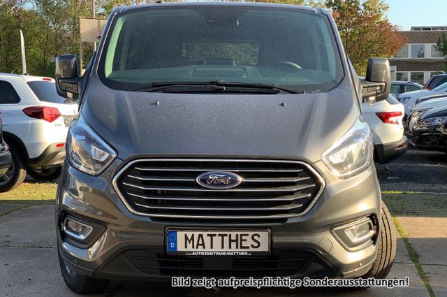Vorlauffahrzeug Ford Tourneo Custom - Titanium X L1H1: SOFORT/ nur diese Woche / begrenzte Stückzahl