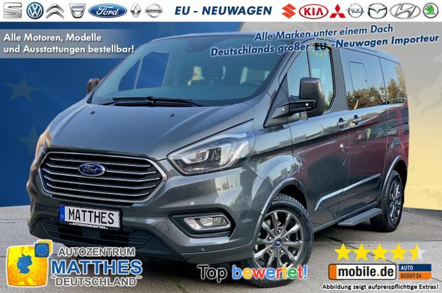 Vorlauffahrzeug Ford Tourneo Custom - Titanium X L2H1: Vorbestellt / nur diese Woche begrenzte Stück