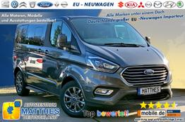 Ford Tourneo Custom Bus - Titanium L2H1: Handy-NAVIGATION   Pdc v/h  L&S-Pak  WinterPak