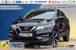 Nissan Qashqai (AKTION!) - Tekna :LEDER  Panorama  SafetyShieldPlus
