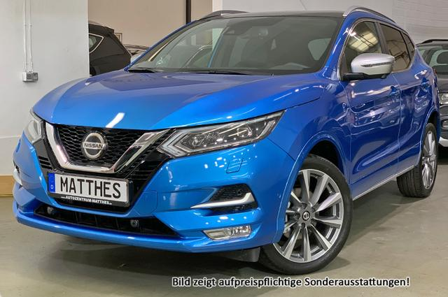 Bestellfahrzeug, konfigurierbar Nissan Qashqai -   Acenta :NAVIGATIONSFUNKTION   WinterPak Mit neuen EVAPO Motor!!!