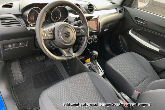 Suzuki Swift Comfort+ :SOFORT+ NAVI+ LED+ KAM+ KlimaAut+ WinterPak+ BT+
