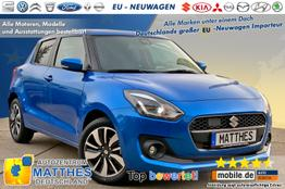 Suzuki Swift - Comfort :  Handy-NAVIGATION  Klima  WinterPak  NebelSW