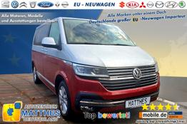 Volkswagen T6.1 Multivan (MY2020) - Comfortline Cruise :MJ2020  NAVI  ParkAssist  LED  Side Ass