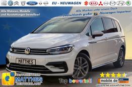 """Volkswagen Touran - R-Line :WinterPak  LED  17"""" Alu  Parkhilfe v/h"""