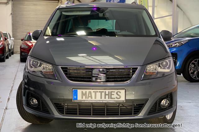 Gebrauchtfahrzeug Seat Alhambra - Xcellence SIETE :SOFORT/ nur diese Woche / begrenzte Stückzahl
