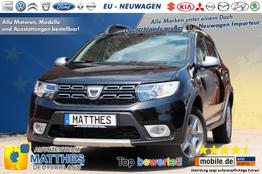 Dacia Sandero [MY2020] (Aktion!) - Stepway Comfort :Tempomat  KLIMA  Bordcomputer  Radio
