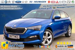 "Skoda Scala      Ambition :LED  Parkhilfe  16"" Alu"