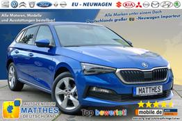 "Skoda Scala - Ambition :LED  Parkhilfe  16"" Alu"
