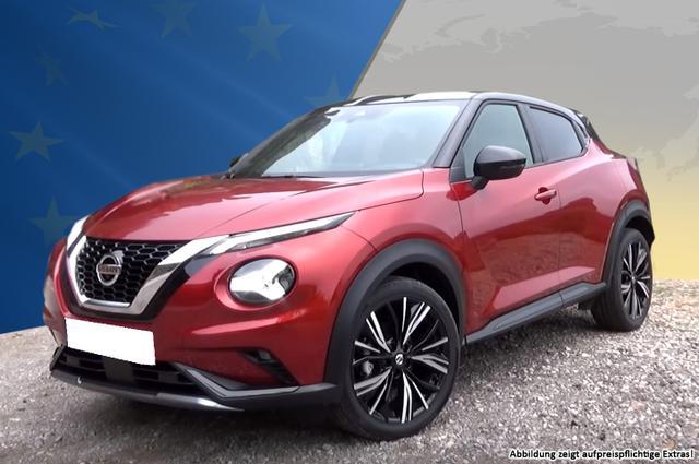 Bestellfahrzeug, konfigurierbar Nissan Juke - Visia :MY2020  Viele verschiedene Modelle Bestellbar!