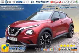 Nissan Juke (MY2020)      N-Connecta :MY2020  NAVI  TechPak  WinterPak  Klimaauto  Kessy
