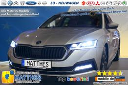 Skoda Octavia Limo      AZM First Edition :NAVIGATIONSFUNKTION   LED  WinterPak