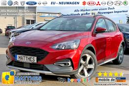 Ford Focus Limo 5D [Aktion!]      Titanium :Handy-NAVIGATION   SYNC3