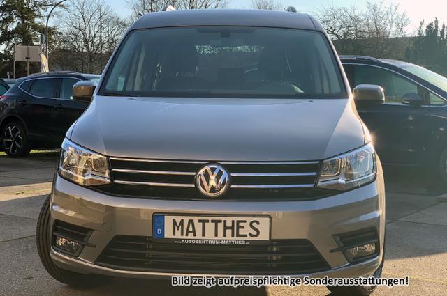 Bestellfahrzeug, konfigurierbar Volkswagen Caddy - Trendline :