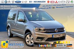 Volkswagen Caddy - AZM Comfortline Edt.:Vorbestellt/ nur diese Woche / begrenzte St