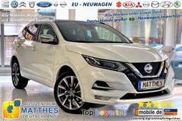Nissan Qashqai        Tekna  :SOFORT/ nur diese Woche / begrenzte Stückzahl Mit neuen EVAPO Motor!!!