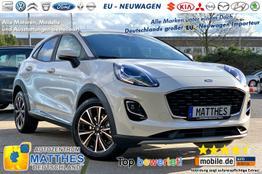 "Ford Puma      ST-Line :NAVI  Parkhilfe  17"" Alu"