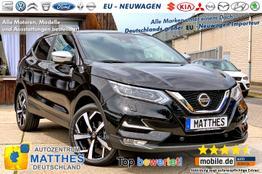 Nissan Qashqai -   Tekna  :SOFORT  Dynamic Paket   AutoPilot Mit neuen EVAPO Motor!!!