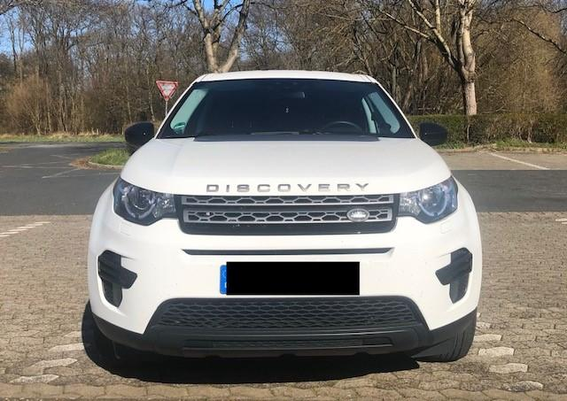 """Lagerfahrzeug Land Rover Discovery - Sport TD4 Pure  PDC 17"""" LMF Sitzh."""